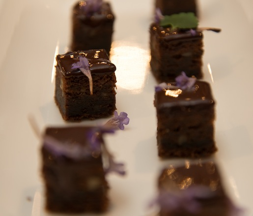 Ground Ivy Brownies